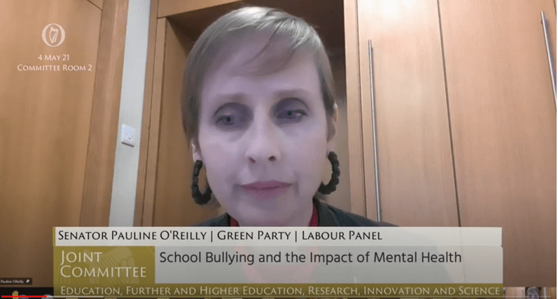 Read more about the article Some Children have Thrived in Lockdown Due to Being Spared a Level of Persecution Through Bullying in School, Education Committee Hears.