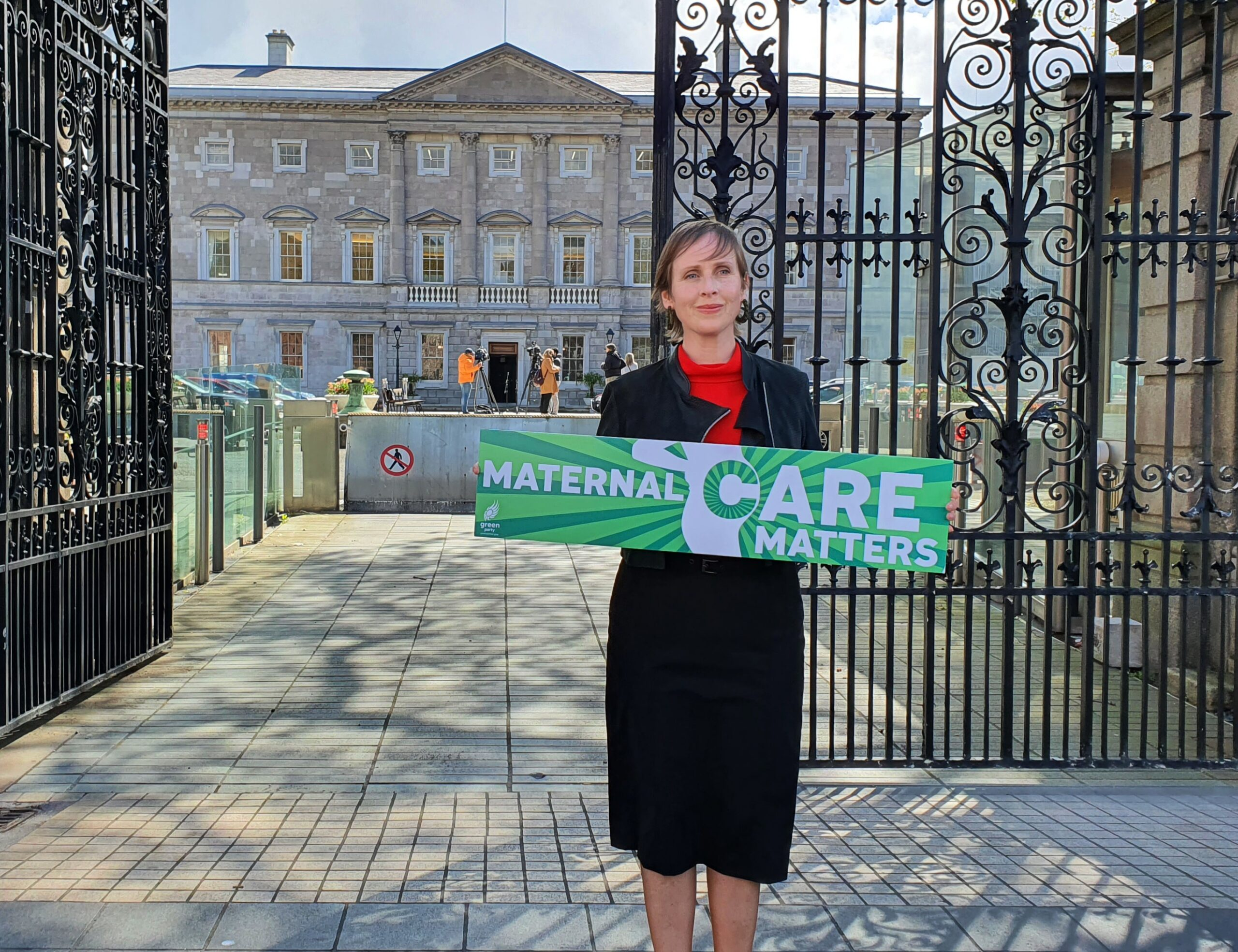 Read more about the article Green Party launches roadmap for improved maternal care in post-Covid Ireland